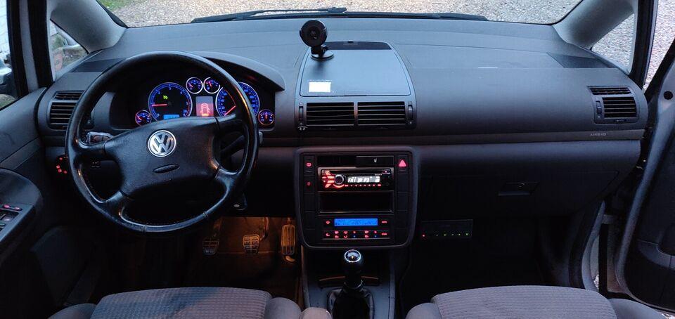 VW Sharan, 1,9 TDi 115 Trendline Tiptr., Diesel
