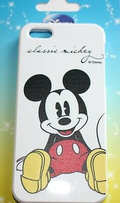 iPHONE 5 5S - Soft Silicone Rubber Gummy Skin Case Cover CUTE DISNEY CHARACTERS