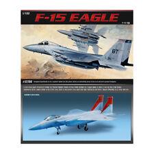 Academy 12706 F-15 Eagle 1/100 Plastic Hobby Model Kit Aircraft Jet