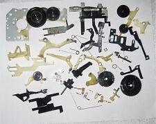 Technics RS-M218 Cassette Deck Parts - Springs, arms, gears  p.
