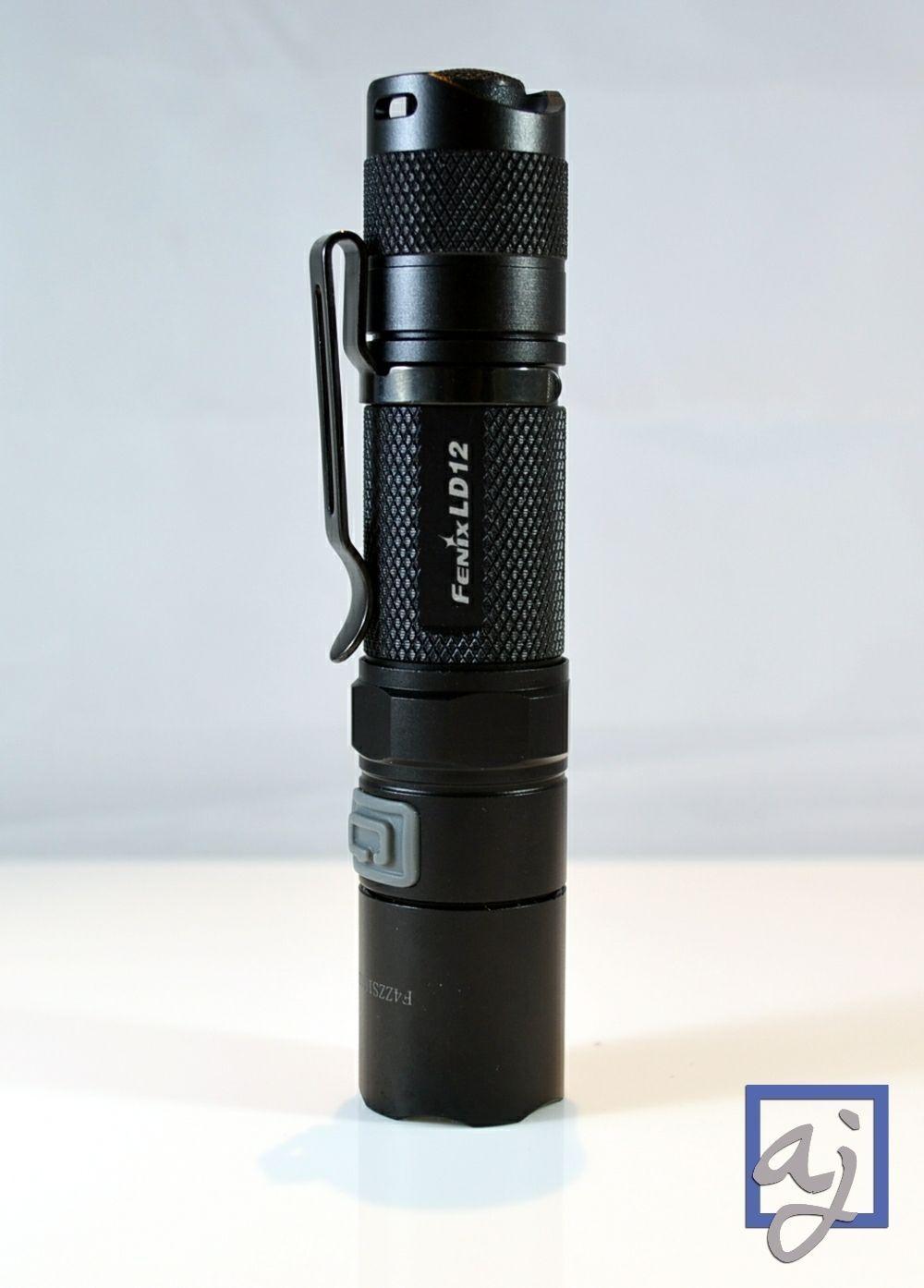 NEW MODEL Fenix LD12 LED AA Flashlight, Cree XP-G2 R5  320 LU Herren
