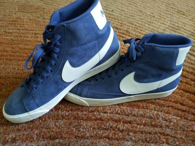 Size 12 - Nike Blazer Mid Vintage Suede Diffused Blue for sale ...
