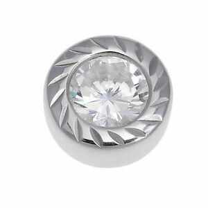 Kettenanhaenger-echt-Silber-925-Sterling-rhodiniert-Diamonique-Damen-Anhaenger