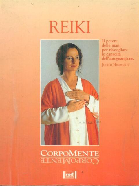 REIKI  AA.VV. RED EDIZIONI 1996 CORPOMENTE