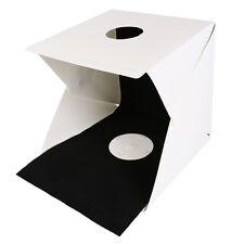 """16"""" Mini Light Room Photo Studio Photography Lighting Tent Kit Backdrop Cube Box"""