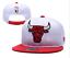 New-Hip-Hop-Men-039-s-Fiited-Baseball-Cap-Snapback-Caps-Unisex-Flat-Bill-bull-Hat-US thumbnail 6