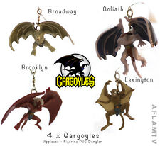 Gargoyles Dangler Figure Applause Disney Goliath Brooklyn Lexington Broadway lot