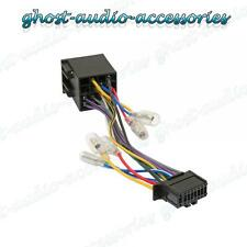 8 pin female iso car stereo radio wiring harness connector adaptor  item 6 pioneer 16 pin iso wiring harness connector adaptor car stereo radio loom pi100 pioneer 16 pin iso wiring harness connector adaptor car stereo radio