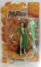 Dark Alliance Series One Jade (Art Asylum) New on Card