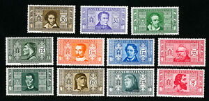 ITALIE-TIMBRES-N-268-79-VF-OG-charniere-catalogue-value-137-00