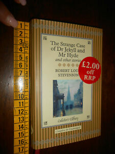 GG LIBRO: THE STRANGE CASE OF DR JEKYLL AND MR HYDE STEVENSON UNABRIDGED 2004