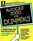 AutoCad 2000 For Dummies by Mark Middlebrook, Bud E. Smith (Paperback, 1999)