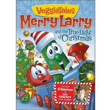 Veggie Tales: Merry Larry and the True Light of Christmas (DVD, 2013)
