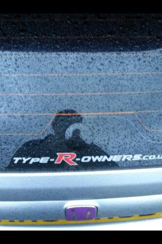 36mm Black Plastic Screw//Bung De-Wiper Honda Civic Type R EP3 CTR