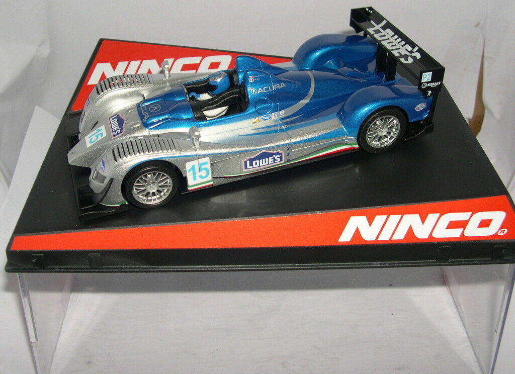 NINCO 50515 SLOT CAR ACURA LMP LOWE  15 MB