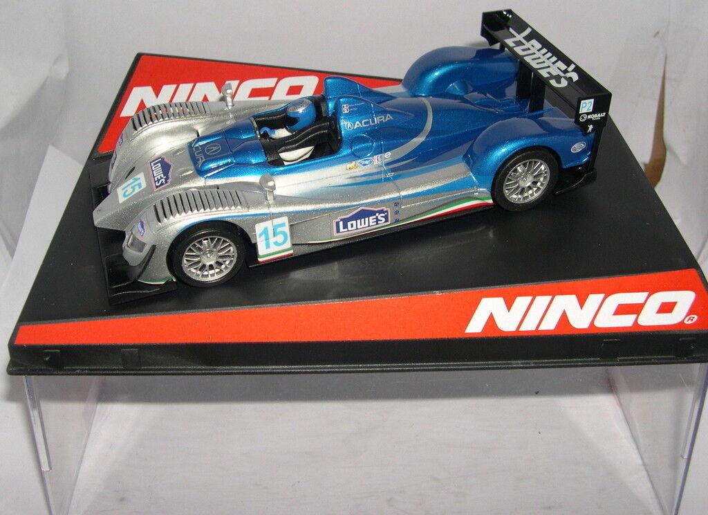 NINCO 50515 SLOT CAR ACURA LMP LOWE  15 MB