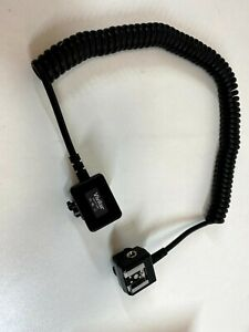 Vivitar Digital Off-Shoe Flash Cord for Nikon Cameras