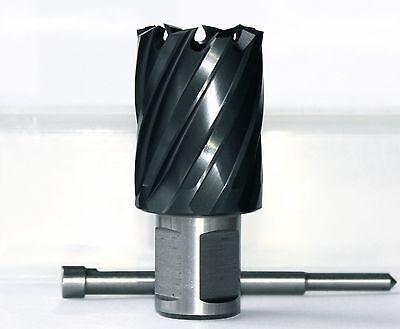 "Steel Dragon Tools® 1-1//4/"" x 1/"" HSS Annular Cutter with 3//4/"" Weldon Shank"