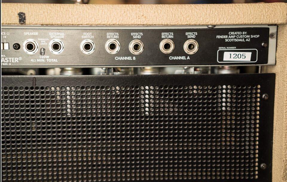 Guitartop, Fender Tone-Master, 100w W