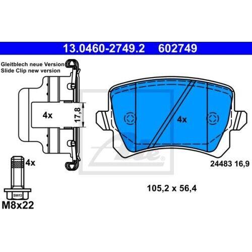 Bremsscheiben /Ø274mm Bremsbel/äge Bremsbelagsatz Kl/ötze vorne Vorderachse 500ml Bremsenreiniger