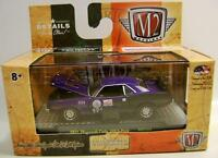 1971 '71 Plymouth Cuda 440 6-pack Rally Historico M2 Machines Diecast 2016