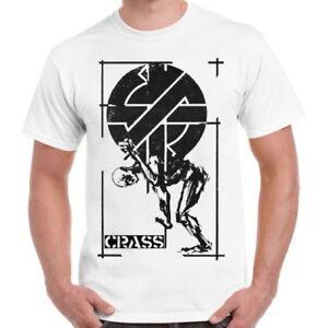 Crass-Punk-Anarchy-British-Street-Punk-Graffiti-Retro-T-Shirt-76