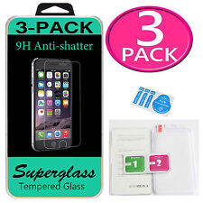 for iPhone 6s Plus Tempered Glass Screen Protector HD Premium