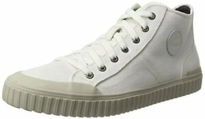 promo code 737e5 0118e Details about Camel Active Men's Rail 13 High - Top Sneakers White 14 UK 49  EU