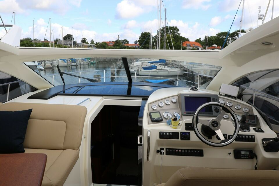 Jeanneau Prestige 42 S, Hardtopbåd, årg. 2010