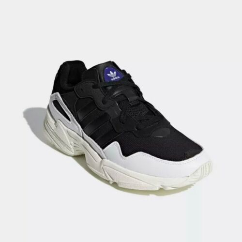 Yung 96 SneakersBlack f97177 Adidas New white Unisex Originals Shoes 534AjRL
