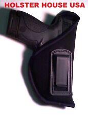 IWB Concealed Gun Holster for Glock 26 27 28 29 30 33 39 42 Inside Waistband {