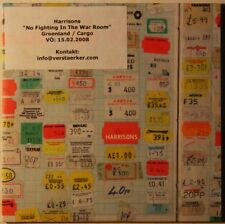 Harrisons - No Fighting In The War Room CardPS CD Indie