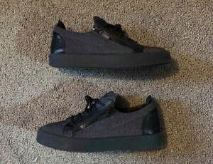 giuseppe zanotti sneakers men size 46