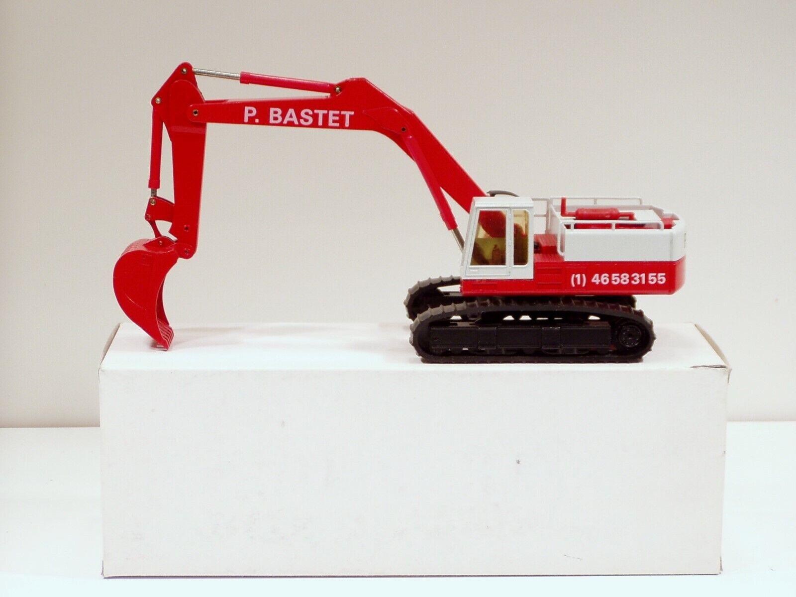 POCLAIN 350 Excavateur  P. BASTET  - 1 50  - Conrad  2891 - Comme neuf IN BOX  acheter des rabais