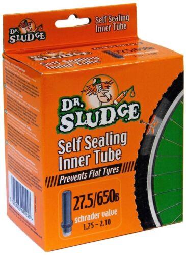 Weldtite Dr Sludge 27.5 Pouces//650B x 1.75-2.10 Schrader Auto étanchéité Tube Intérieur