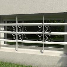 Fenstergitter Sicherheitsgitter Fenster Einbruchschutz Gitter verzinkt