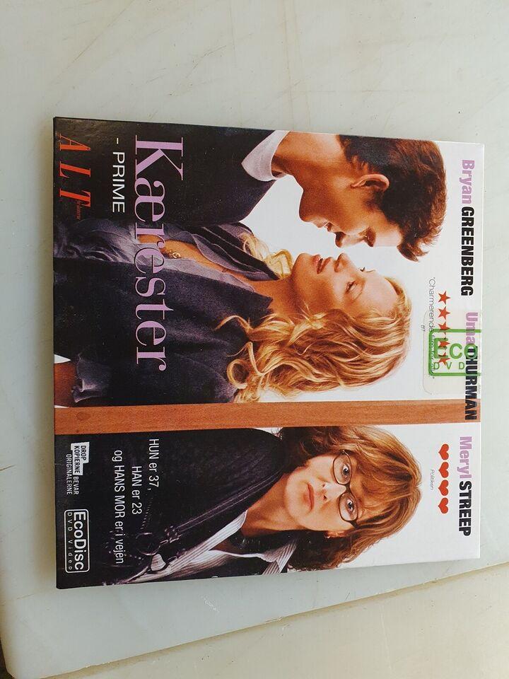 Kærester - Prime, DVD, romantik