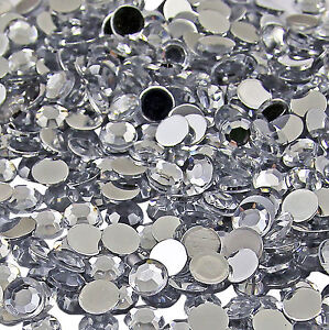 1000Pcs-Fashion-Clear-Crystal-Flat-Silver-Back-Diamante-Rhinestones-Gems-2mm