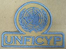 "Toppa/Patch Commemorativa MISSIONE ONU ""UNFICYP - CYPRUS/CIPRO"" (Originale)"