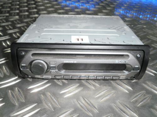 Sony CDX-GT 100 CD-Radio / Tuner