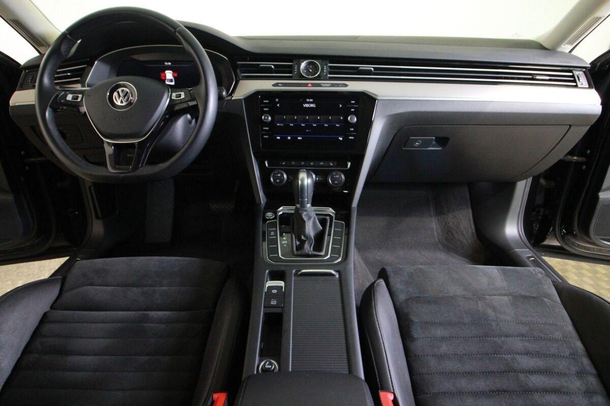 VW Passat 2,0 TDi 150 Highline DSG
