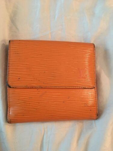 Flash Sale: Louis Vuitton Vintage Epi Wallet