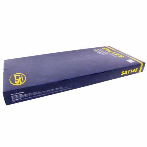 SCT Innenraumfilter Luftfilter SA 1145 Pollenfilter Luft Filter