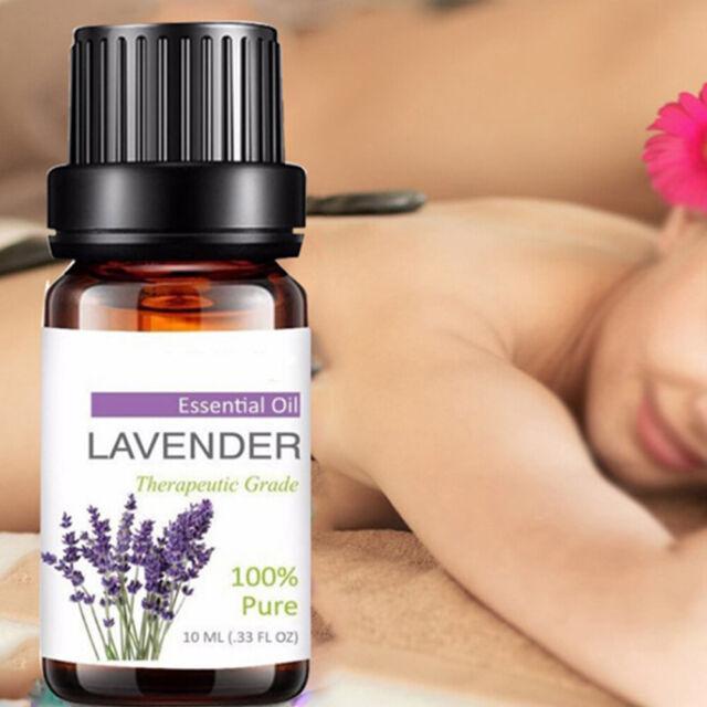 NE_ GI- Natural Lavender Detox Essential Oil soothing sleep Improve Aromatherpy