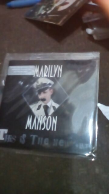 Marilyn Manson This Is The New Shit Single Ep Include Bonus Track