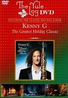 Greatest Holiday by Kenny G (DVD, Oct-2010, Sony Legacy)