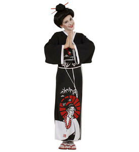 Image is loading GEISHA-GIRLS-FANCY-DRESS-COSTUME-ORIENTAL-JAPAN-KIMONO  sc 1 st  eBay & GEISHA GIRLS FANCY DRESS COSTUME ORIENTAL JAPAN KIMONO | eBay