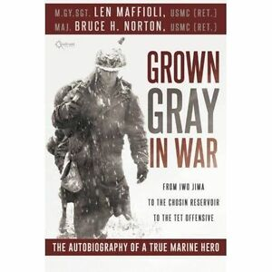 Grown-Gray-in-War-Brand-New-Free-P-amp-P-in-the-UK