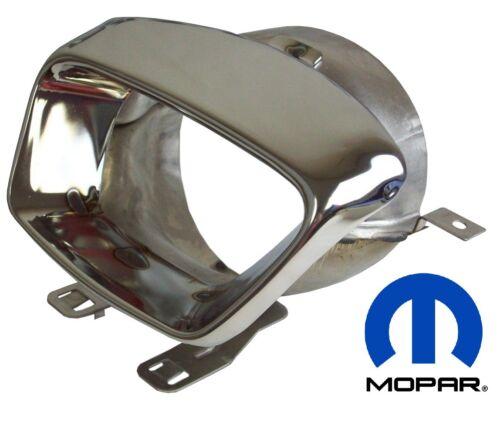 For Dodge Charger 2011-2014 Rear Chrome Exhaust Tip OEM Mopar Brand 68092610AC