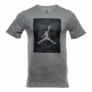 promo code 4c803 5f22b Image is loading Men-039-s-Jordan-T-Shirt-Short-Sleeve-